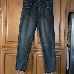 Women's Boyfriend High Rise Jeans Size 28/6